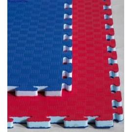 Steckmatten Blau / Rot (dichte:40dm) mit Ränder