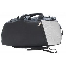 Tasche in Schwarz/Weiß