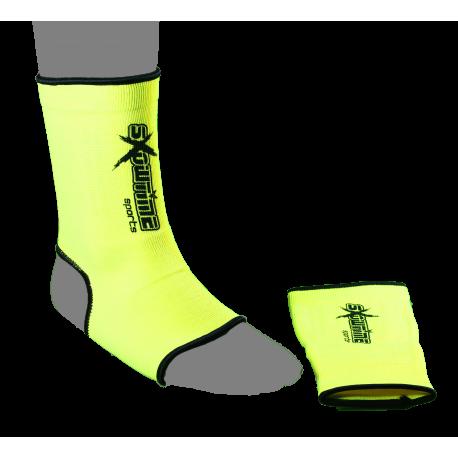 Knöchelschützer in Neon-Gelb