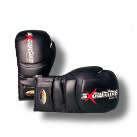 """Boxhandschuh """"Black Puncher"""" Leder"""