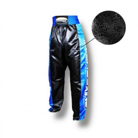 Kickboxing Shorts TOP 1 in Schwarz/Blau