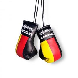 Mini Boxhandschuhe Deutsche Flagge